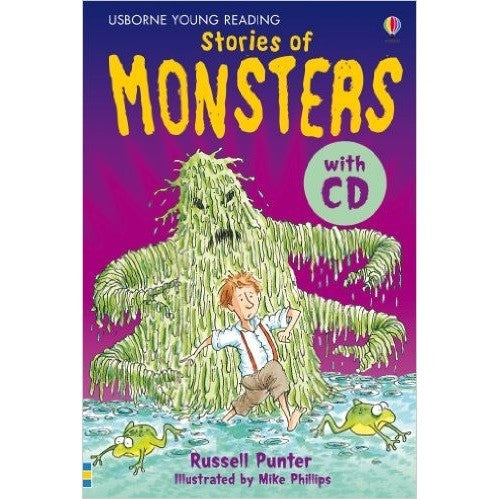 Stories Of Monsters + CD (Young Reading Series 1)