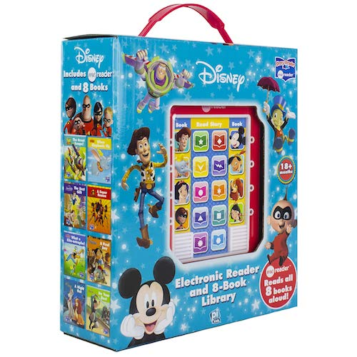 Disney - Mickey Mouse, Toy Story and More! Me Reader 8-Book Library Box Set