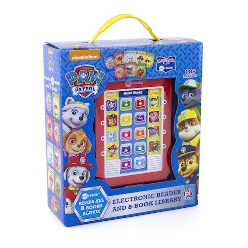 Paw Patrol Me Reader 8-Book Library Box Set