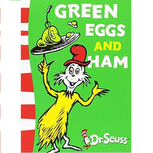 Green Eggs and Ham (PB-12-Bookset)