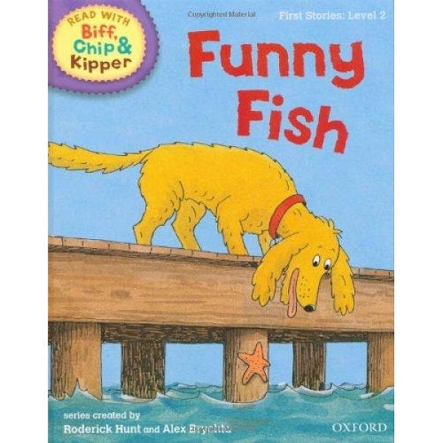 Biff Chip Kipper: Funny Fish (S: Level 2)