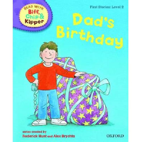 Biff Chip Kipper: Dad's Birthday (S: Level 2)