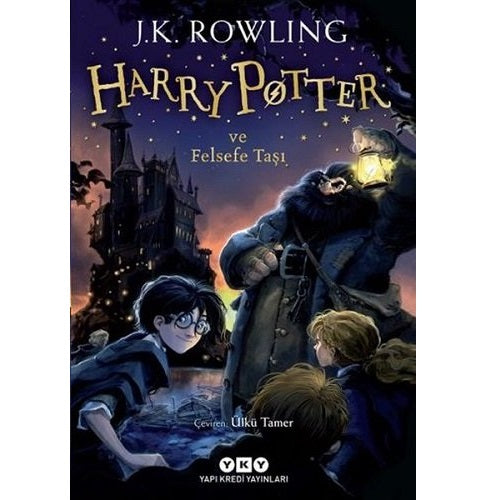 Harry Potter and the Philospher's Stone (Book 1)