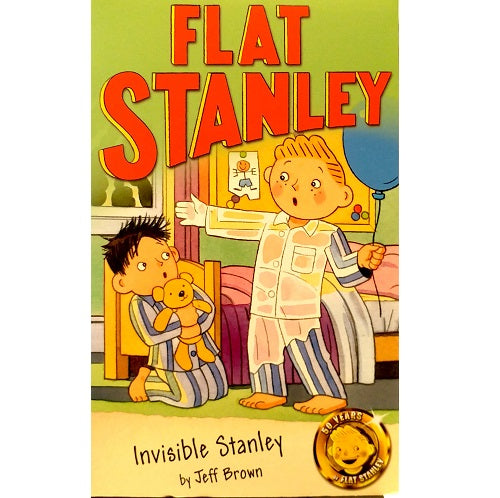 Flat Stanley - Invisible Stanley (#3)