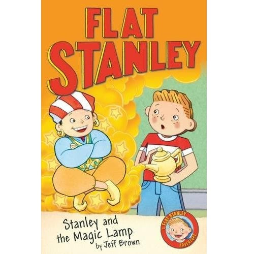 Flat Stanley - Stanley and the Magic Lamp (#5)
