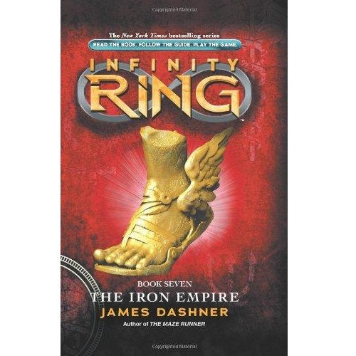 Infinity Ring (7) ~ The Iron Empire