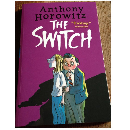 The Switch ~ Anthony Horowitz