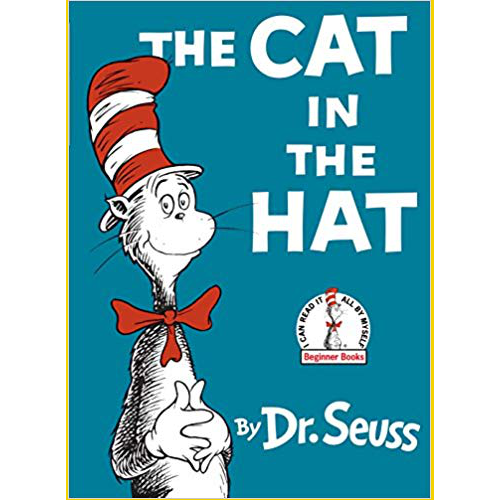 The Cat in the Hat (Dr. Suess 20bks Hardcover)