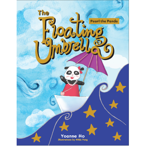 Pearl the Panda - The Floating Umbrella