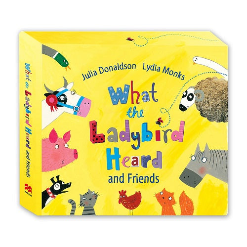 What The Ladybird Heard (CD)
