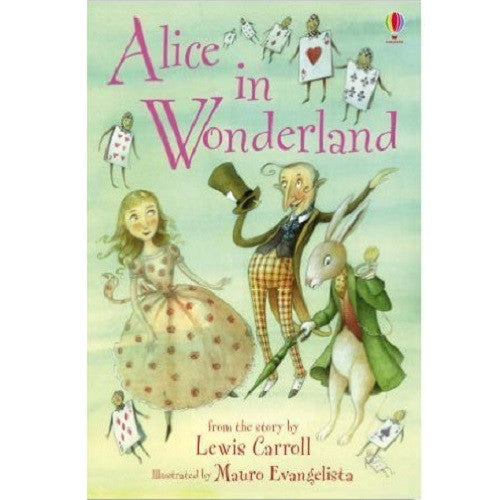 Alice In Wonderland (Young Reading Series 2) (40bkset)