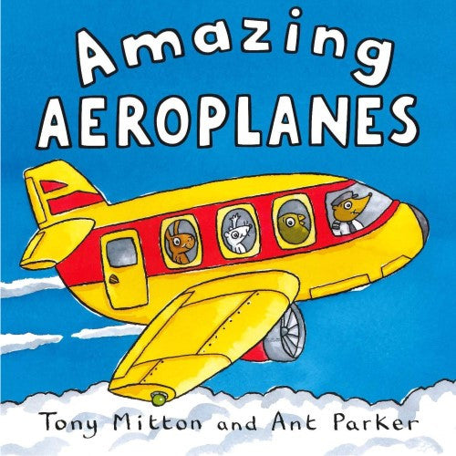 Amazing Machines - Amazing Aeroplanes