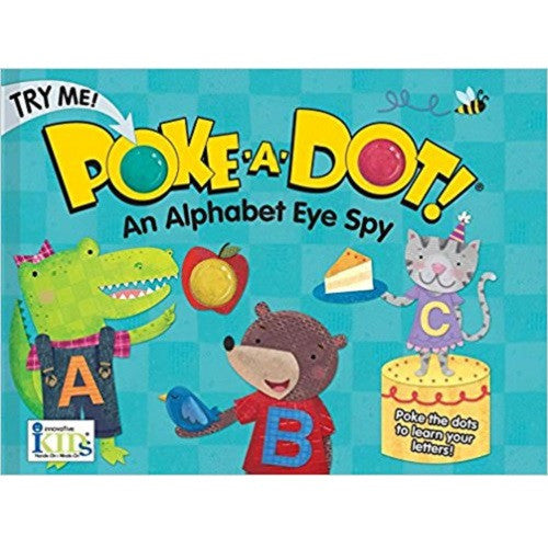 Poke-A-Dot : An Alphabet Eye Spy