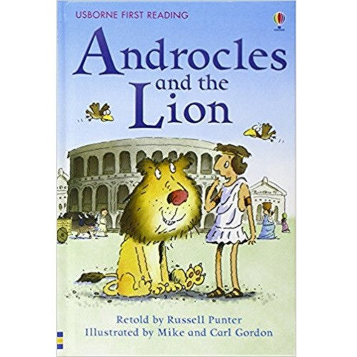 Androcles and The Lion (First Reading level One)