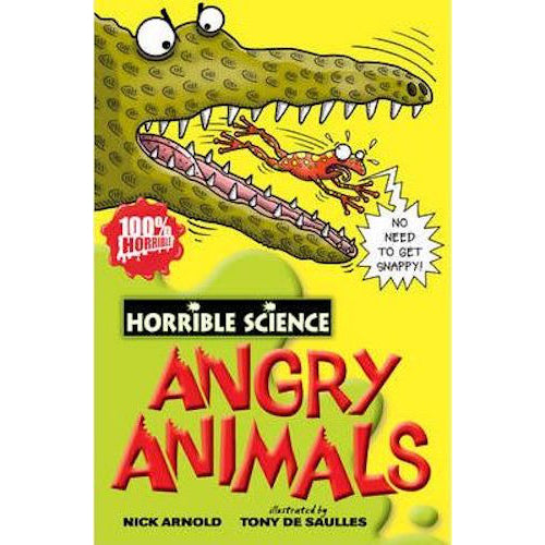 Horrible Science ~ Angry Animals