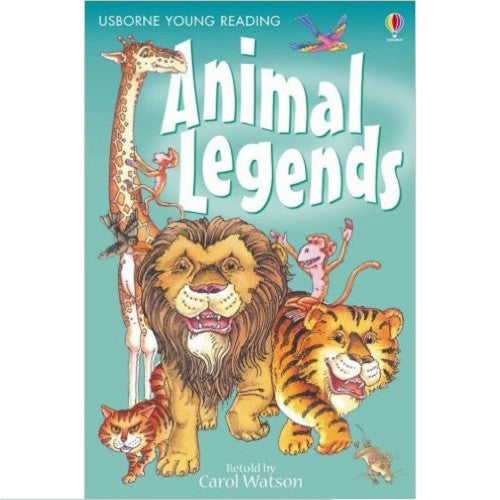 Animal Legends (Young Reading Series 1) (40bkset)