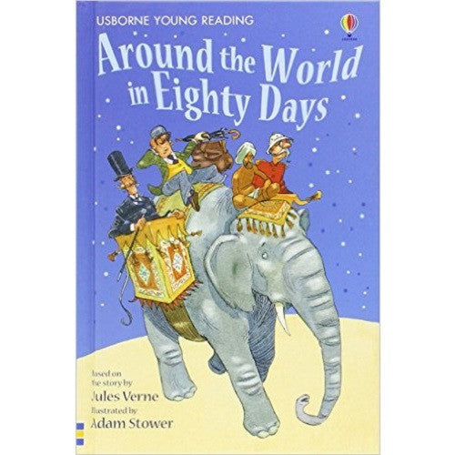 Around The World In The Eighty Days (Young Reading Series 2) (40bkset)