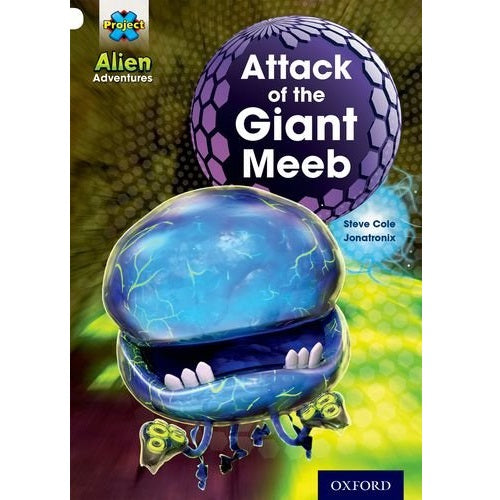 Project X (Series 1) - Attack of the Giant Meeb