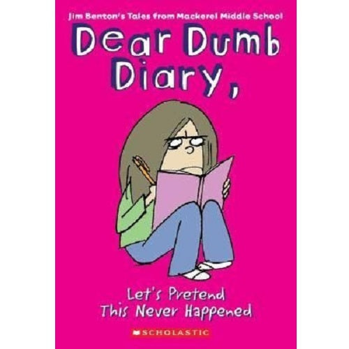 Dear Dumb Diary (Year 1) - Let's Pretend This Never Happened (#1)