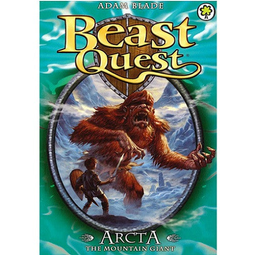Beast Quest (3) ~ Arcta: The Mountain Giant