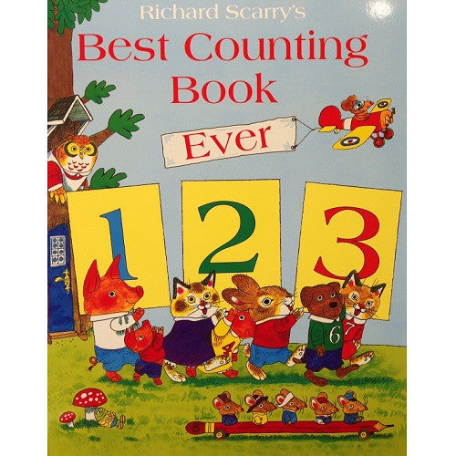 Richard Scarry - Best Counting Book