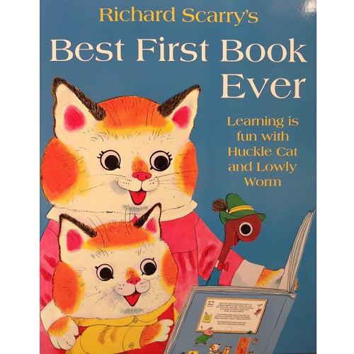 Richard Scarry - Best First Book Ever