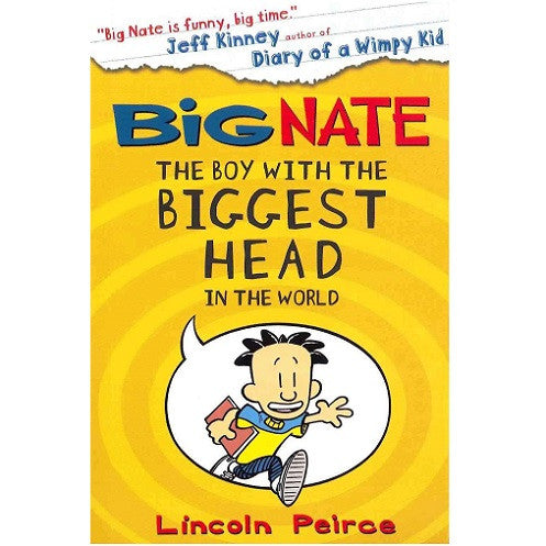 Big Nate The Boy With The Biggest Head
