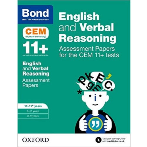 Bond CEM English and Verbal Reasoning Assessment P