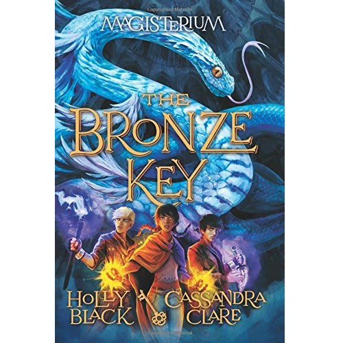 Bronze Key (Magisterium, Book 3)