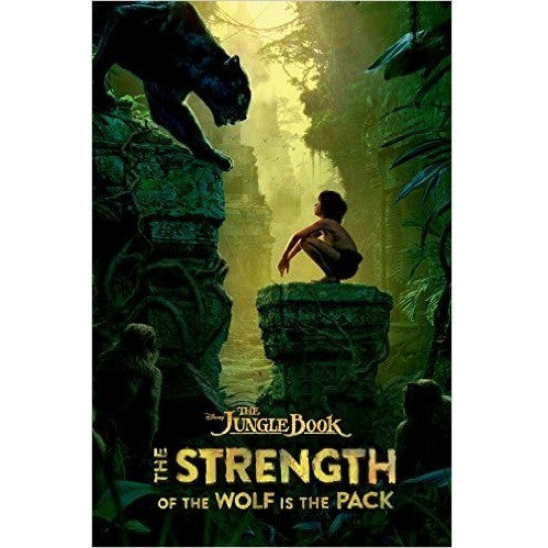 Jungle Book: The Strength of the Wolf is the Pack