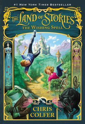 The Land of Stories (1): The Wishing Spell