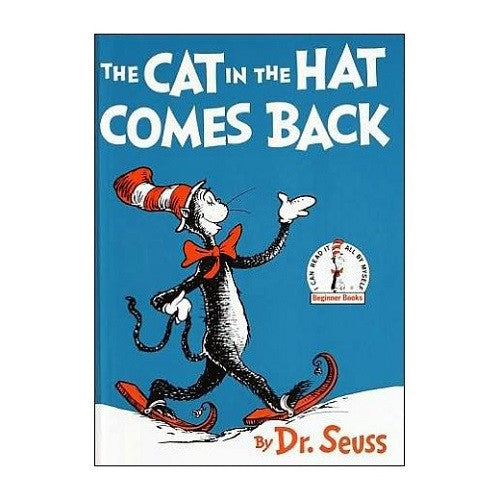 Cat in the Hat comes back (PB-12-Bookset)