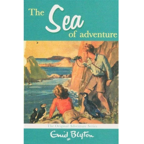 The Sea Of Adventure ~ Enid Blyton
