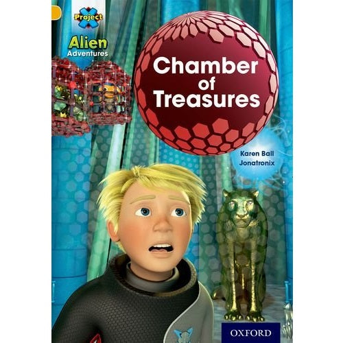 Project X (Series 1) - Chamber of Treasures