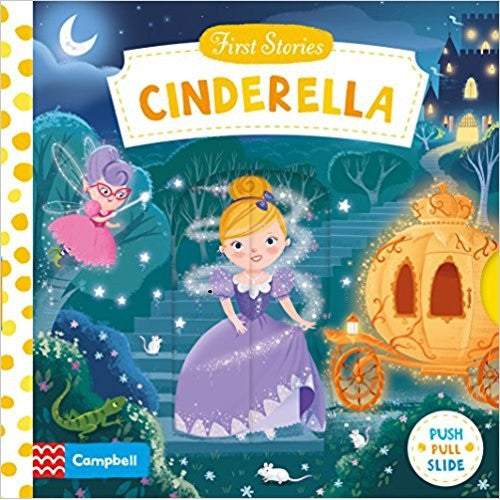 Cinderella (First Stories)