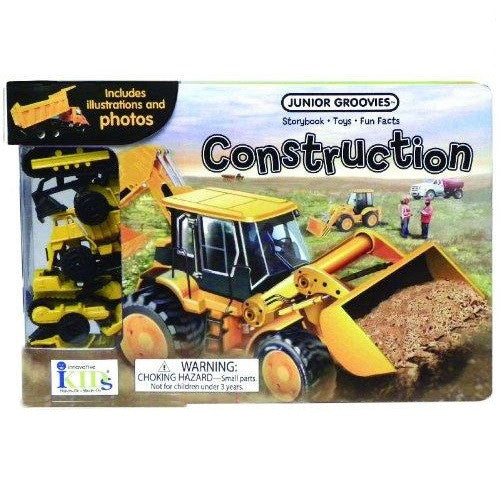 Junior Groovies: Construction