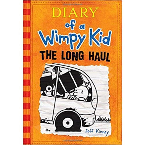 Diary Of A Wimpy Kid Book: The Long Haul