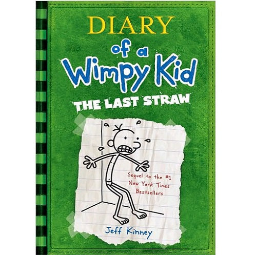 Diary Of A Wimpy Kid Book: The Last Straw