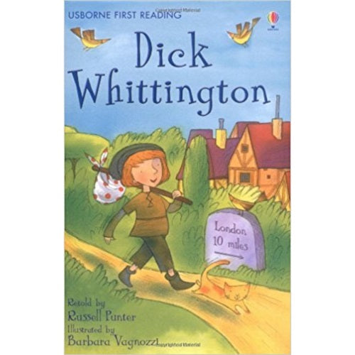 Dick Whittington (Very First Reading)