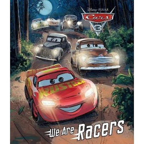 Disney Pixar Cars 3 Picture Book