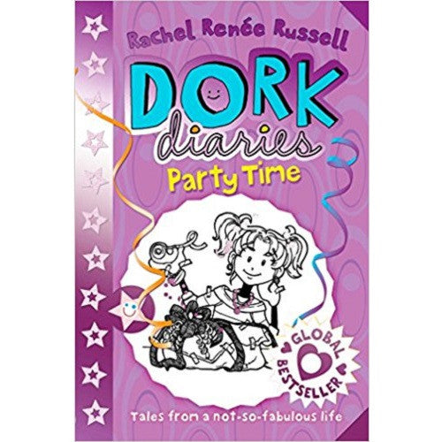 Dork Diaries - Party Time (#2)