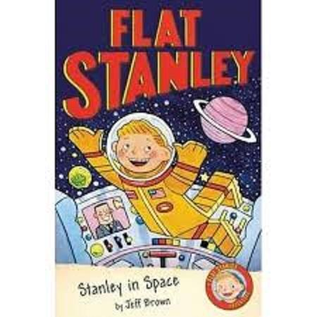 Flat Stanley - Stanley in Space (#4)
