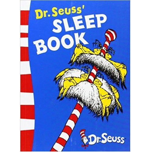 Dr Seuss' Sleep Book (Dr. Suess 20bks Hardcover)