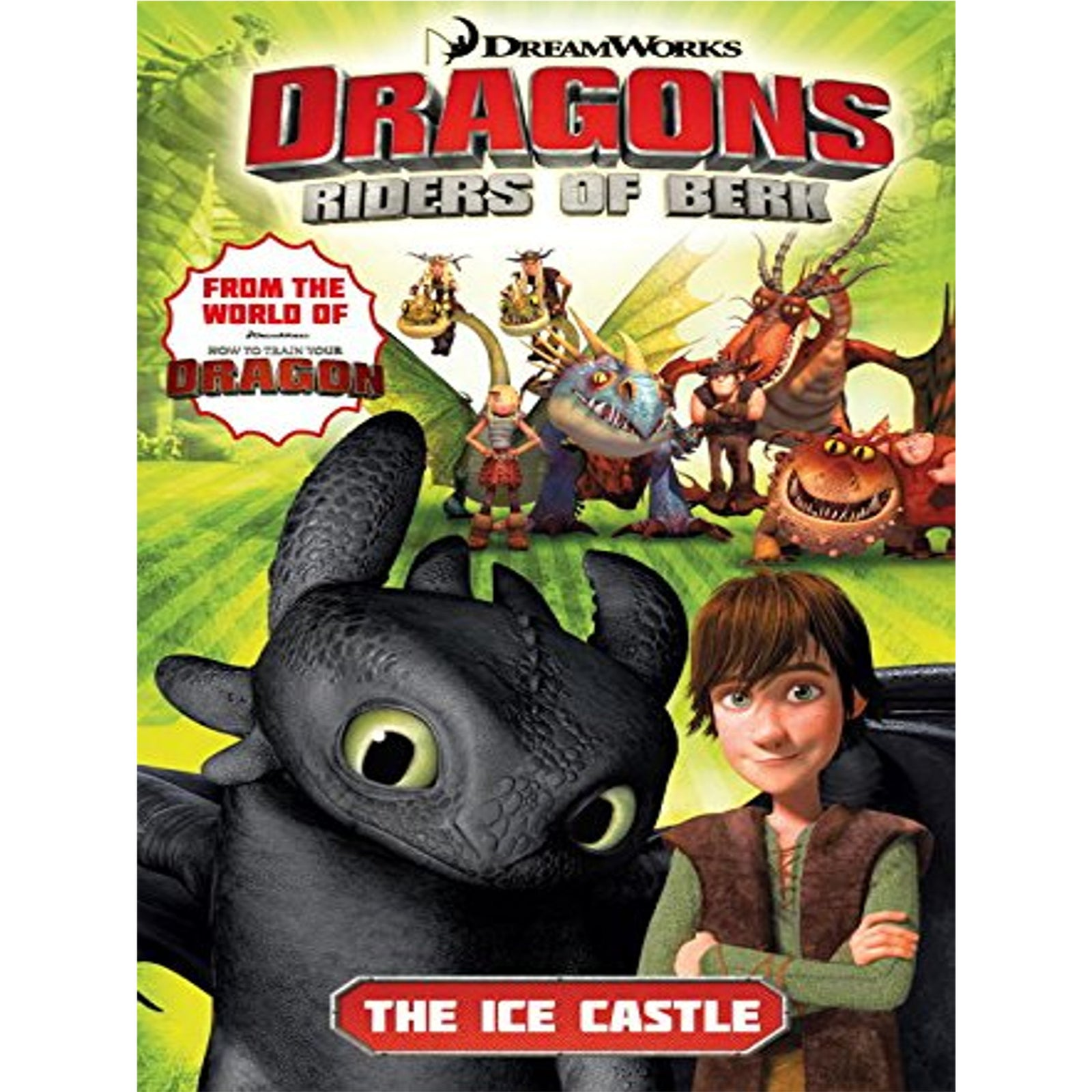 Dragons: Riders of Berk - Volume 3: The Ice Castle