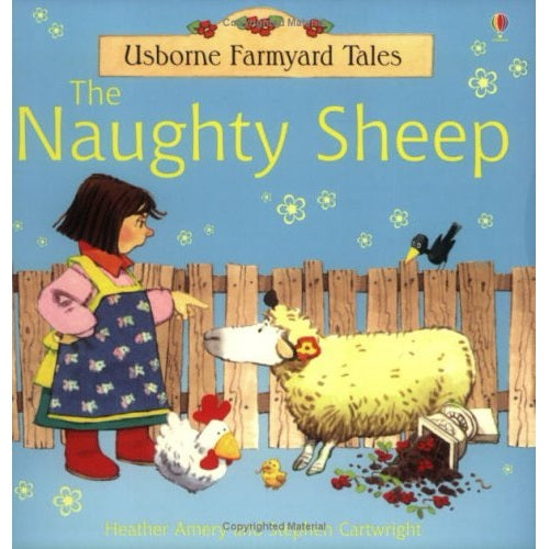 Farmyard Tales - The Naughty Sheep