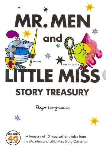Roger Hargreaves Mr.Men And Little Miss Story Coll