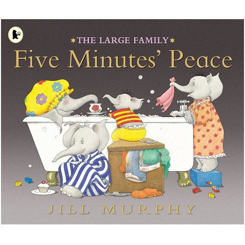The Large Family: Five Minutes' Peace