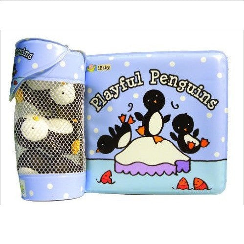Float Alongs: Playful Penguins