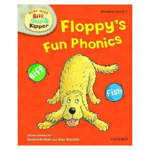 Biff Chip Kipper: Floppy's Fun Phonics (S: Level 1