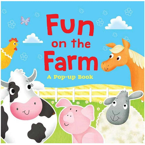 Fun on the Farm Collection 10 Books Set